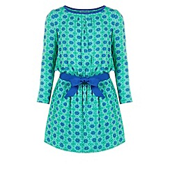 Monsoon - Green Zoey jersey dress