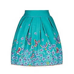 Monsoon - Green Sunbird skirt