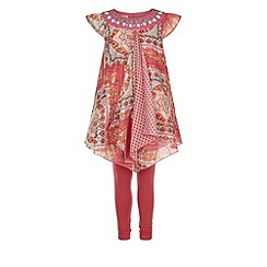 Monsoon - Pink Keira tunic set
