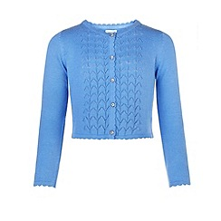 Monsoon - Blue Bella cardigan