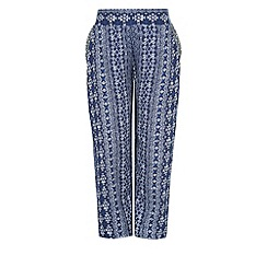 Monsoon - Blue Starla trouser