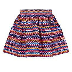 Monsoon - Multicoloured girl's 'Karolina' skirt