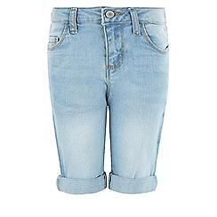 Monsoon - Blue 'Carmen' shorts