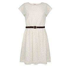 Monsoon - White Storm safia lace dress