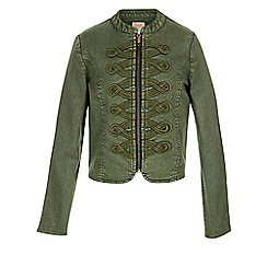 Monsoon - Green Storm austin military jacket