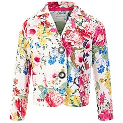 Monsoon - Multicoloured  Petunia jacket