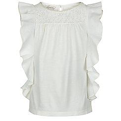 Monsoon - White Jaiyah lace top