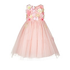 Monsoon - Pink Nancy dress