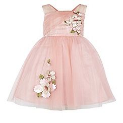 Monsoon - Pink girl's 'Aphrodite' dress