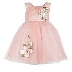 Monsoon - Pink girl's 'Aphrodite' dress