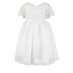 Monsoon - White Alice dress