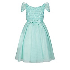 Monsoon - Green Eavan dress