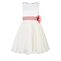 Monsoon - White Marilyn dress