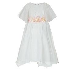 Monsoon - White Raphealia dress