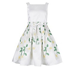 Monsoon - White Delanie dress