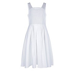 Monsoon - White Florida dress