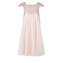 Monsoon - Pink Estella dress
