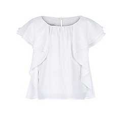 Monsoon - White 'Montana' top