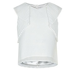 Monsoon - White Vienna top