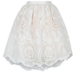 Monsoon - Pink Elfinna skirt