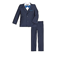 Monsoon - Blue Samuel 5 piece suit