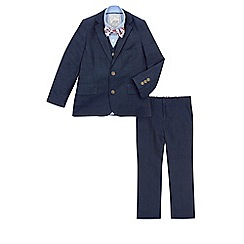 Monsoon - Blue Lionel 5 piece suit