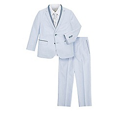 Monsoon - Blue Bobby 4 piece suit