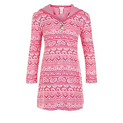 Monsoon - Pink Ziani coverup