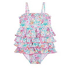Monsoon - Multicoloured  Baby florrie swimsuit