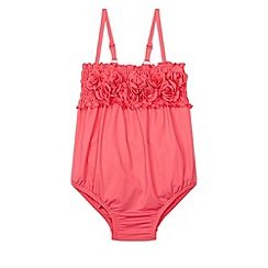 Monsoon - Pink Baby alice swimsuit