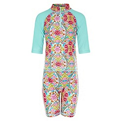 Monsoon - Blue Lotus surfsuit