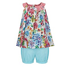 Monsoon - Multicoloured  Baby lyla set