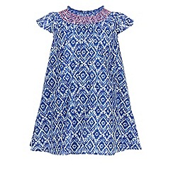 Monsoon - Blue Baby orinoco gypsy dress