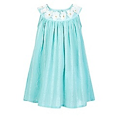 Monsoon - Blue Baby daisy dress