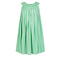Monsoon - Green Maisie dress