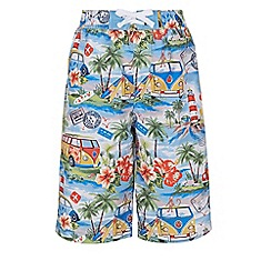 Monsoon - Multicoloured  Travis swim short