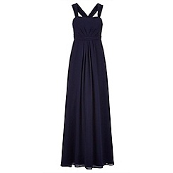 Monsoon - Blue Aurora maxi dress