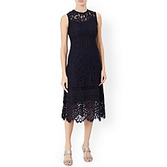 Monsoon - Blue Sienna lace dress
