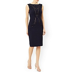 Monsoon - Blue Esta ponte dress