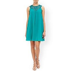 Monsoon - Green Aliyyah dress