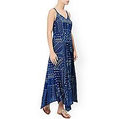 Monsoon - Multicoloured  'Amelia' printed dress