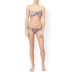 Monsoon - Multicoloured  'Kara' printed bikini pant