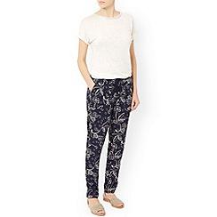 Monsoon - Blue Waltzing trouser