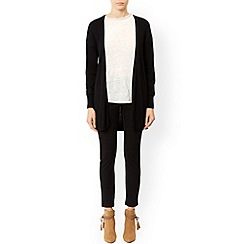 Monsoon - Black Lynne longline cardigan