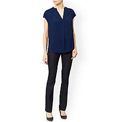 Monsoon - Blue Libby blouse