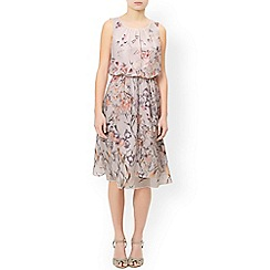 Monsoon - Pink 'Tiger lily' dress