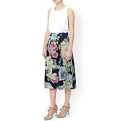 Monsoon - Multicoloured  'Camilla' skirt