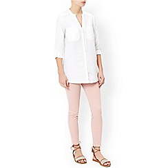 Monsoon - Pink 'Nila' highrise skinny jean