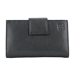 Enrico Benetti - Black genuine leather purse