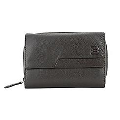 Enrico Benetti - Brown cow nappa genuine leather purse